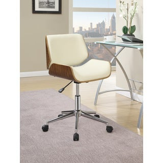 Coaster Company White Office Chair
