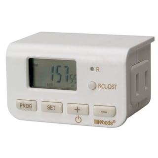 Woods 50027 24-Hour Indoor Mini Digital Timer