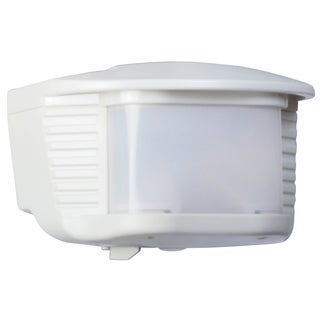 Coleman Cable L6020WH White 180° Replacement Motion Sensor