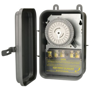 Coleman Cable 59104R 40 Amp Outdoor Waterproof Timer