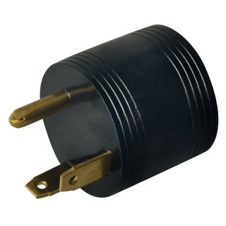 Coleman Cable 09522 15 Amp RV/Mobile Home Conversion Adapter