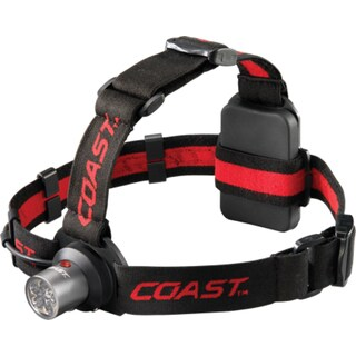 Coast 19291 144 Lumen Dual Color LED Headlamp