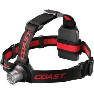 Coast HL4 145 lumens Headlight LED AAA Black