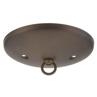 Westinghouse 7003800 Oil Rubbed Bronze Modern Canopy Kit