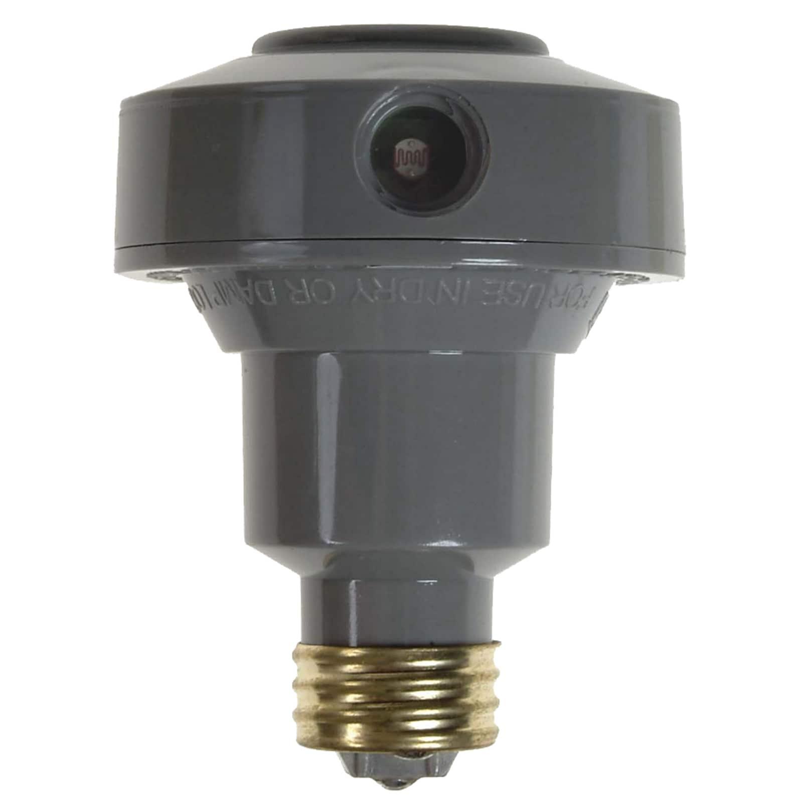 Westek OLC5CFLBC-4 150 Watt Outdoor Flood Light Control (...