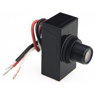 Westek 758CTC-4 1800 Watt Black Outdoor Post Eye Direct Wire Light Control