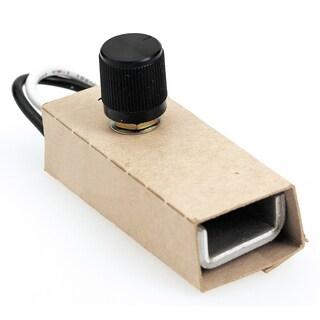 Westek 6077B 200 Watt Manual Dimmer Replacement Kit