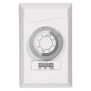 Amertac TMMW25 Mechanical In Wall Timer