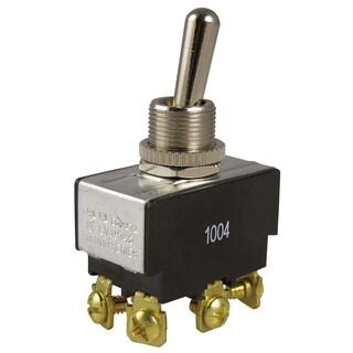 GB Gardner Bender GSW-16 DPDT 20A 125VAC O/F/O Toggle Switch