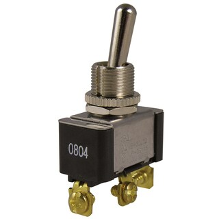GB Gardner Bender GSW-13 SPDT On-Off 20/10A 125/250V HD Toggle Switch