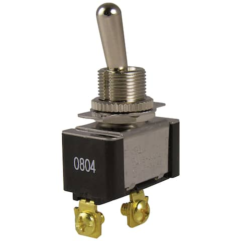 GB Gardner Bender GSW-110 Heavy Duty Toggle Switch
