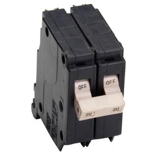 "Eaton CHF230CS 1-1/2"" 30 Amp Cutler Hammer Double Pole Circuit Breaker"