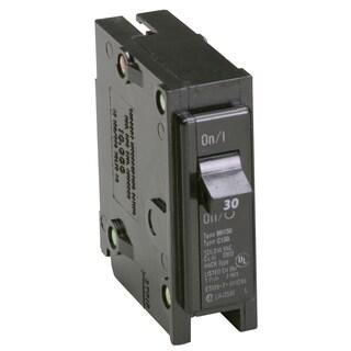 Eaton BR130 30 Amp Single Pole Circuit Breaker