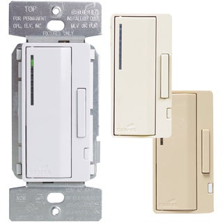 Cooper Wiring Devices AAL06-C2-K Accell AL Series Smart Dimmer Switch Color Faceplate Kit 3 C