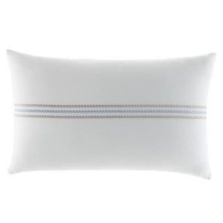 Southern Tide Maritime Breakfast Pillow