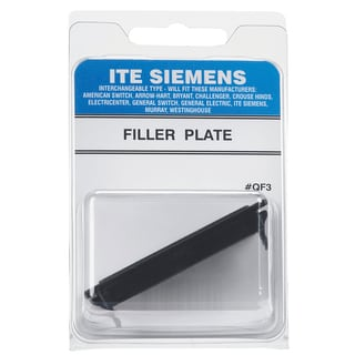 Siemens VPKQF3 Filler Plate