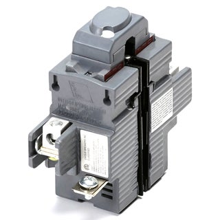 Connecticut Electric VPKUBIP220 20 Amp Double Pole Pushmatic Circuit Breaker