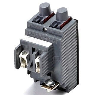 Connecticut Electric VPKUBIP2020 20/20 Amp Single Pole Twin Pushmatic Circuit Breaker