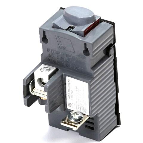 Connecticut Electric VPKUBIP130 30 Amp Single Pole Pushmatic Circuit Breaker