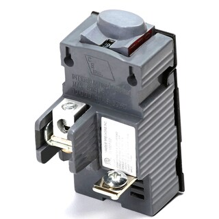 Connecticut Electric VPKUBIP130 30 Amp Single Pole Pushmatic Circuit Breaker