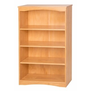 Essentials 48-inch Wooden High Bookcase