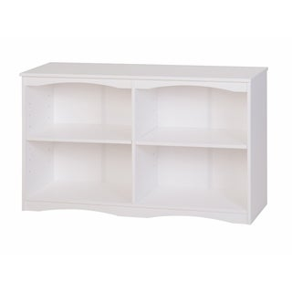 Essentials Wooden 51-inch Bookcase