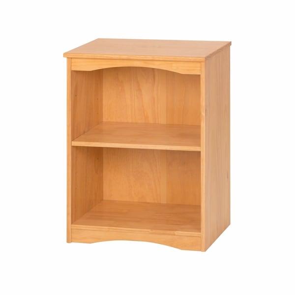 Essentials Pine 23 Inch Wide Bookcase