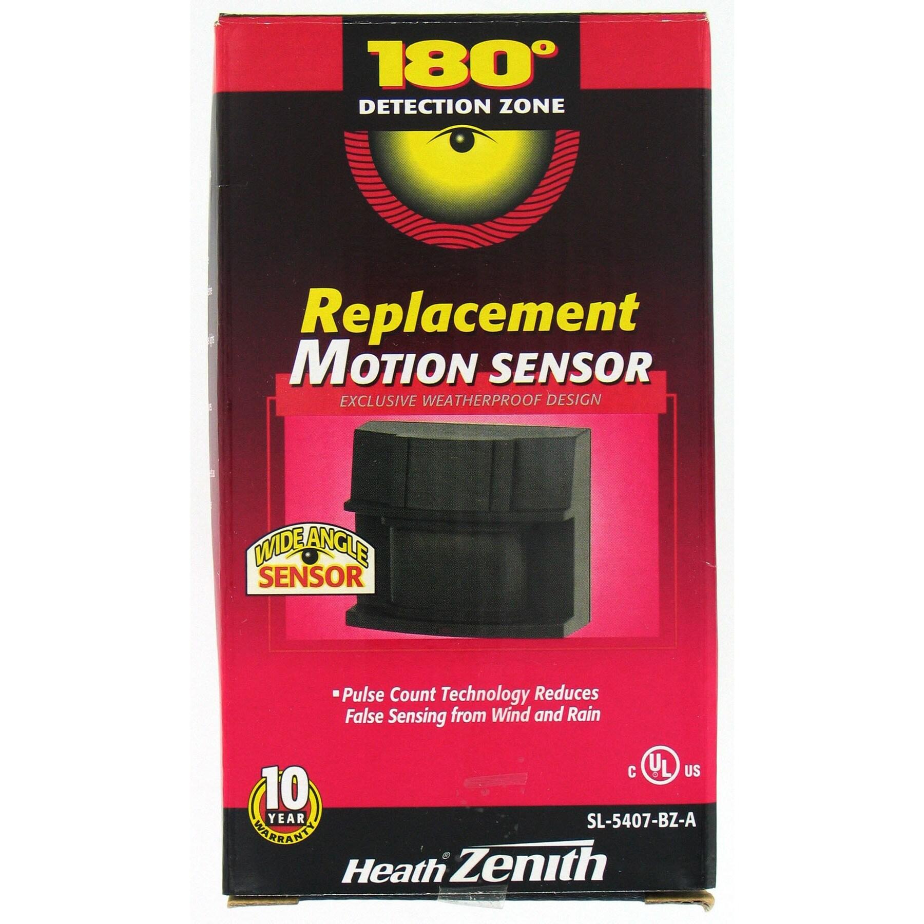 HeathCo HZ-5407-BZ Bronze Replacement Motion Sensor (Swit...