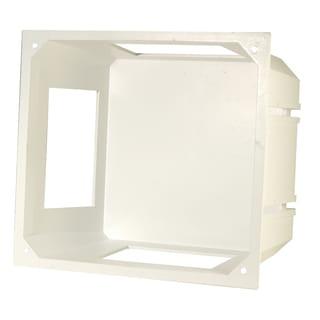 Leviton 001-47617-REB White Recessed Entertainment Box