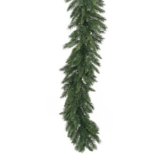 Vickerman 50-foot x 16-inch Imperial Pine Garland with 1380 Tips