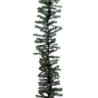 Vickerman 9-foot x 14-inch Canadian Pine Garland with 280 Tips