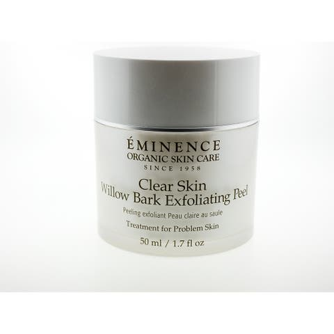 Eminence 1.7-ounce Clear Skin Willow Bark Exfoliating Peel