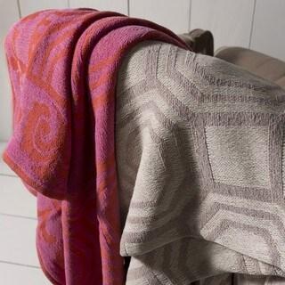 Decorative Abi Cotton Throw (50 x 70)