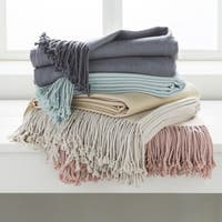 Decorative Alessandra Reversible Throw (50 x 60)