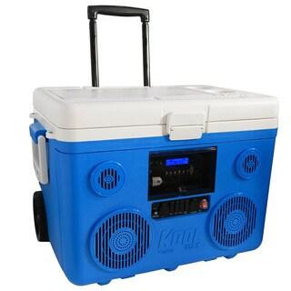 Tunes2Go KoolMAX Cooler Blue