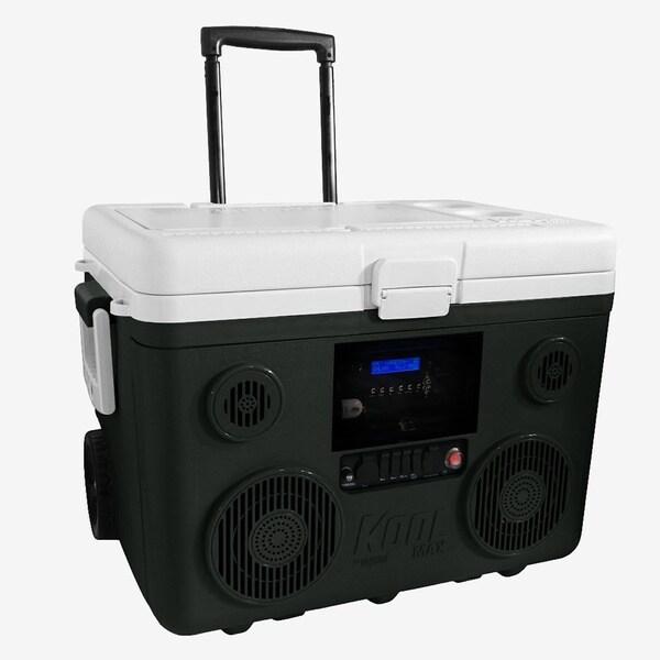Tunes2Go KoolMAX Cooler Grey