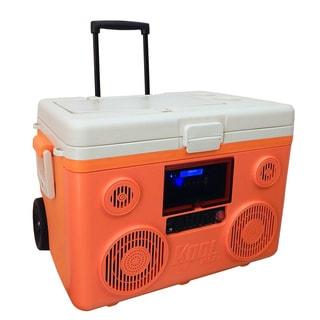 Tunes2Go KoolMAX Cooler Orange