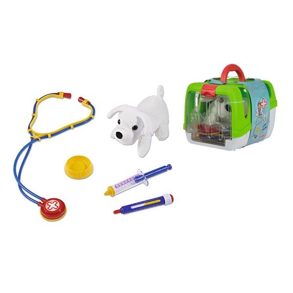 Simba Vet Kit with Plush Dog