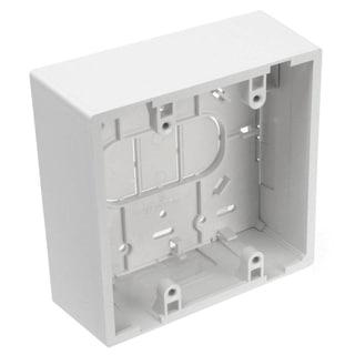 Leviton 202-42777-2WA White Surface 2G Box
