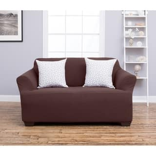 Amilio Collection Heavyweight Stretch Loveseat Slipcover|https://ak1.ostkcdn.com/images/products/12370659/P19195904.jpg?impolicy=medium