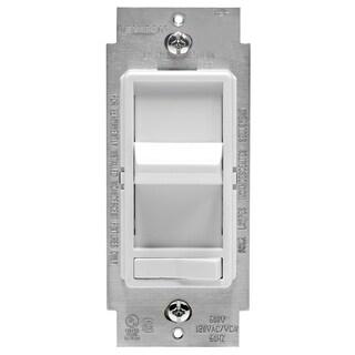Leviton C22-06615-POW White Low Volt Electric Dimmer