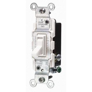 Leviton C24-01461-GLW Residential Grade Illuminated Quiet Switch Toggle