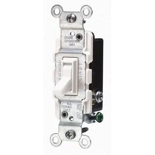 Leviton C24-01463-GLW Residental Grade 3-Way AC Quite Switch Toggle