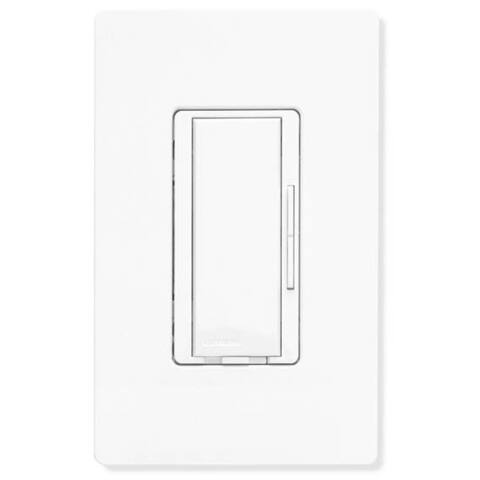 Lutron MACL-153M-RHWWH Maestro 3-Way Duo Dimmer