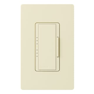 Lutron MAW-600H-AL Almond Color Maestro Dimmer
