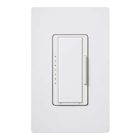 Lutron MAW-600H-WH White Maestro Dimmer