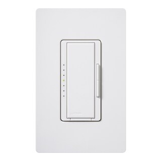 Link to Lutron MAW-600H-WH White Maestro Dimmer Similar Items in Electrical