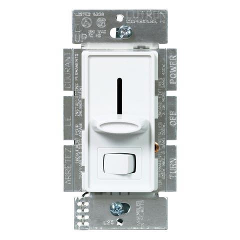 Lutron S603PH-WH White Skylark 3-Way Dimmer