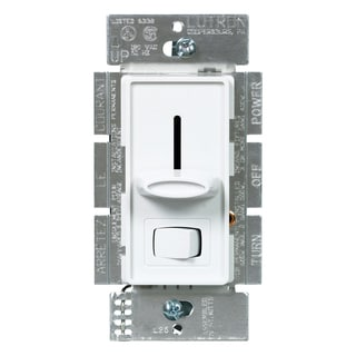 Lutron S603PH-WH White Skylark 3-Way Dimmer