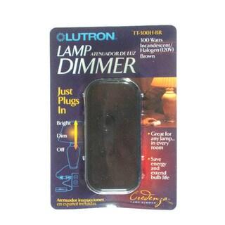 Lutron TT300H-B Credenza Lamp Dimmer